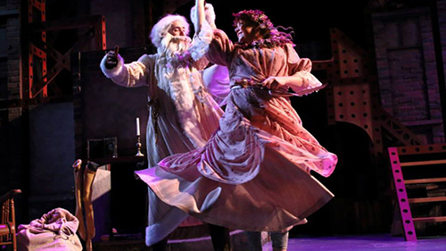 The Night Before Christmas Paper Mill Playhouse for schools