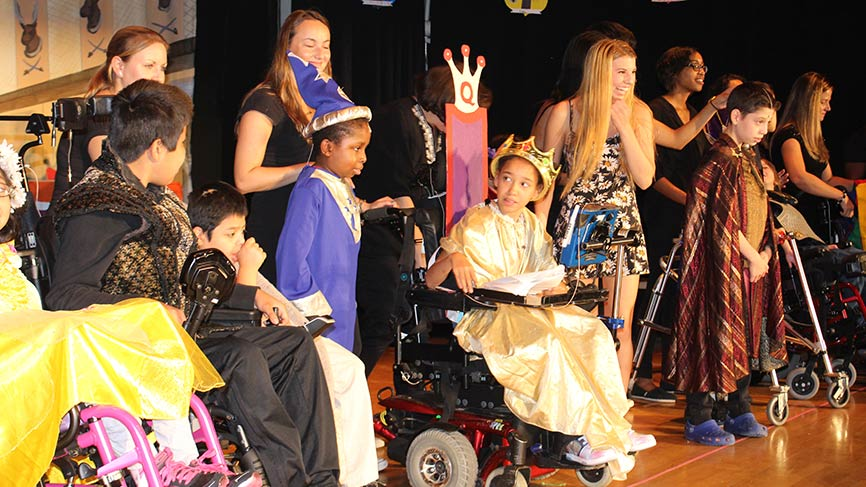 paper mill playhouse lend your voice disabilities theater