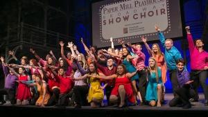 paper mill playhouse show choir