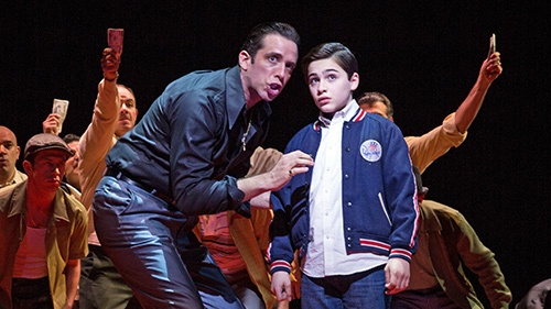 planned giving a bronx tale paper mill playhouse donate death will