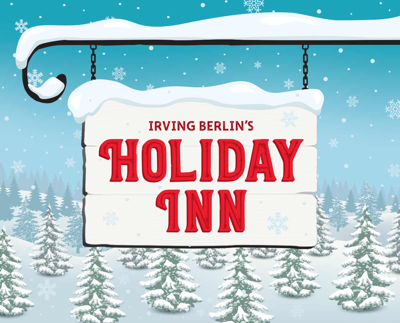 White Christmas In Theaters.Casting Announced For Holiday Inn Paper Mill Playhouse
