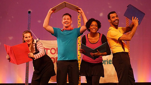 stone soup paper mill playhouse school show